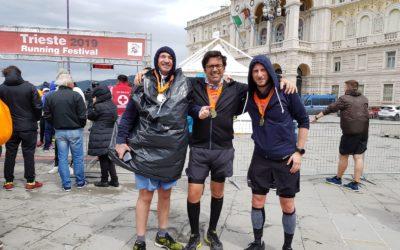 Mezza Maratona di Trieste di Fabrizio Dioguardi