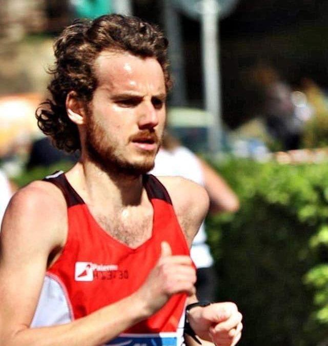 5000 m in pista di Salvo Azzaretto